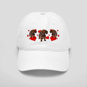 Dachshund Dachsie Puppies Cap