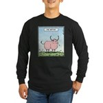 The Buttox Long Sleeve T-Shirt