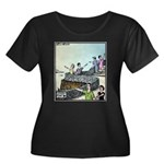 Lovers point Plus Size T-Shirt
