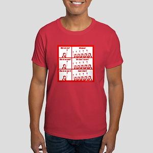 Demanding Women Dark T-Shirt