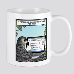 Searching for Prey Mug
