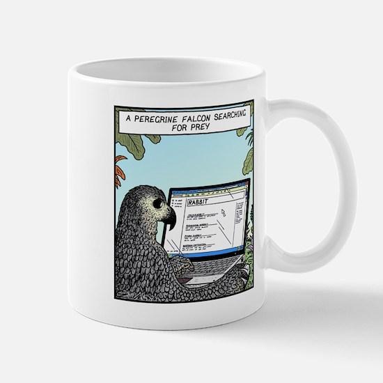 Searching for Prey Mug