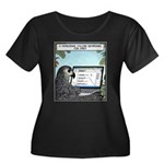 Searching for Prey Plus Size T-Shirt