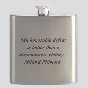 Fillmore - Honorable Defeat Flask