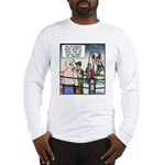 Come out swinging Long Sleeve T-Shirt