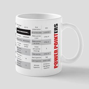 PowerPointers keyboard shortcuts Mug