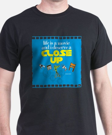 MOVIE - close up T-Shirt