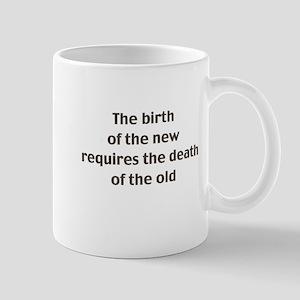 Birth pangs Small Mug