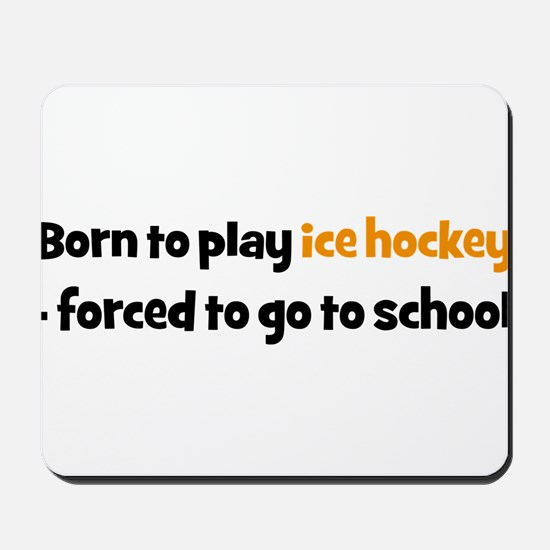 ice hockey Mousepad