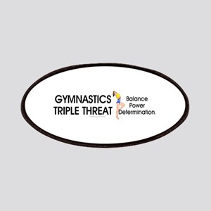 TOP Gymnastics Slogan Patch