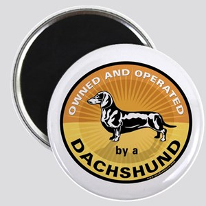 Owned and Operated by a Dachs Magnet