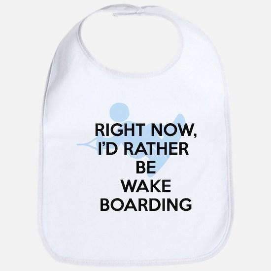 Rather be wakeboarding Bib