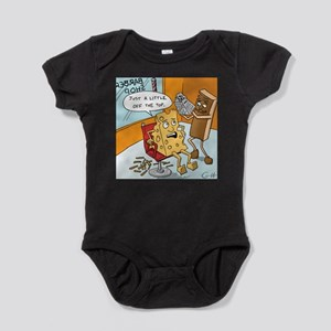 Little off the Top Baby Bodysuit