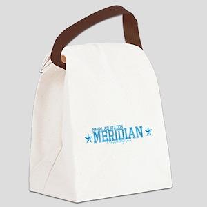 NASmeridian Canvas Lunch Bag