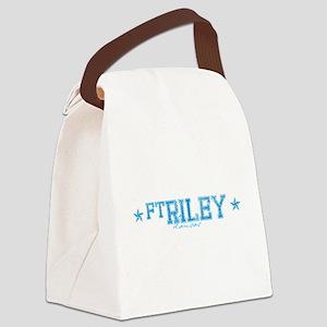 base_ftriley Canvas Lunch Bag