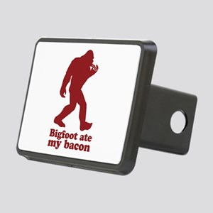 Bigfoot (Sasquatch) ate my bacon! Hitch Cover