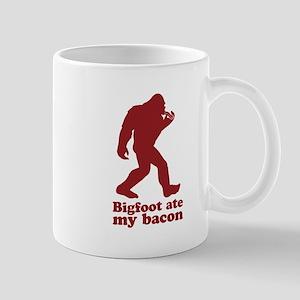 Bigfoot (Sasquatch) ate my bacon! Mug