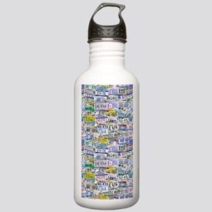 Fully Licensed Stainless Water Bottle 1.0L