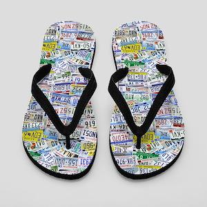 Fully Licensed Flip Flops