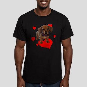 Love Dachshunds T-Shirt