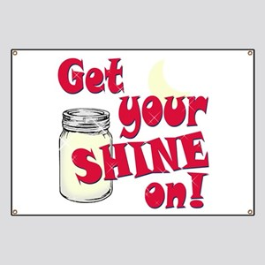 Get your Shine on Banner