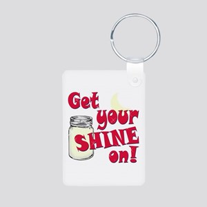 Get your Shine on Keychains