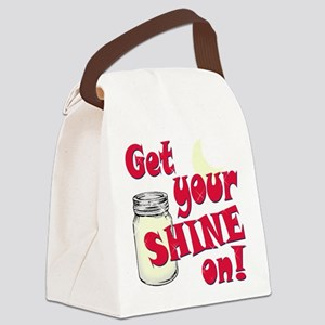 Get your Shine on Canvas Lunch Bag