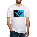 Masonic Rectangle Fitted T-Shirt