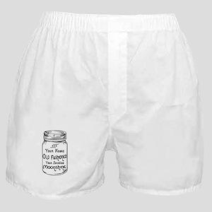 Custom Moonshine Boxer Shorts