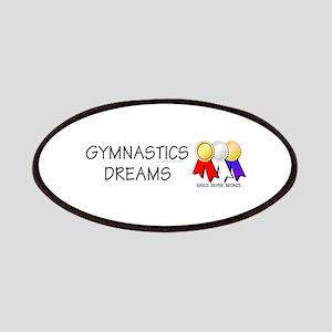 TOP Gymnastics Dreams Patches