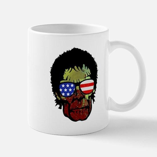 zombie glasses Mug