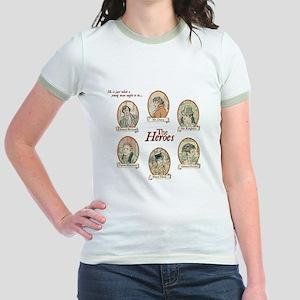Jane Austen Heroes T-Shirt