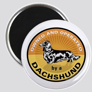 Owned & Operated by a Dachshu Magnet