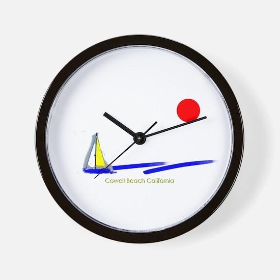 Cowell Wall Clock