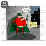 Aging Superheros Puzzle