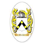 Bundy Sticker (Oval)