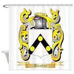 Bundey Shower Curtain
