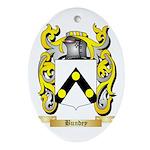 Bundey Ornament (Oval)