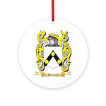 Bundey Ornament (Round)