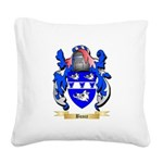 Bunce Square Canvas Pillow