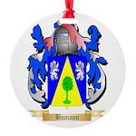 Bumann Round Ornament