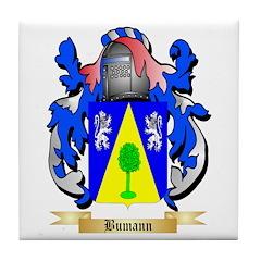 Bumann Tile Coaster