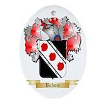 Bulmer Ornament (Oval)