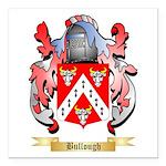 Bullough Square Car Magnet 3