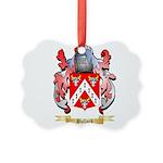 Bullock Picture Ornament