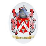 Bullock Ornament (Oval)