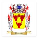 Bullman Square Car Magnet 3