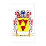 Bullman Sticker (Rectangle 50 pk)