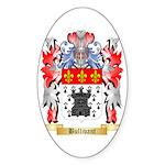 Bullivant Sticker (Oval 50 pk)