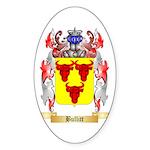Bullitt Sticker (Oval 50 pk)